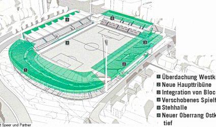 München zeigt Stadionlösung vor: Erhalten und erweitern statt Wegreißen