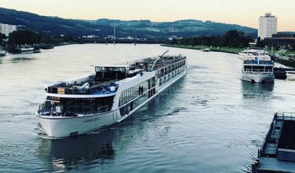 """Personenschifffahrt: Traumschiffe oder """"Dreckschleudern"""" mit wenig Mehrwert für Linz?"""