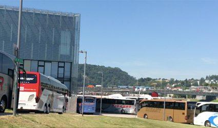 Donaupark gerettet: Gemeinderat verhindert Busverkehr und weitere Anlegeplattformen