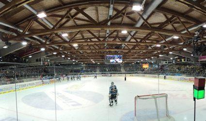 Die Linzer Eishalle wächst um weitere 1.650 Quadratmeter
