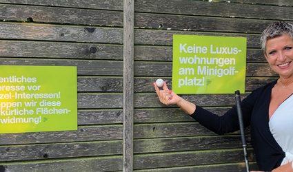 Jetzt soll der Volksanwalt den Linzer Grüngürtel am Freinberg retten