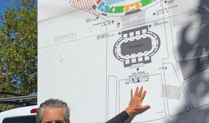 Geplante XL-Parkgarage auf der Gugl in der Kritik