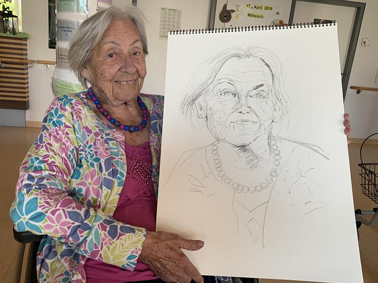 Helene Kühnel (100)