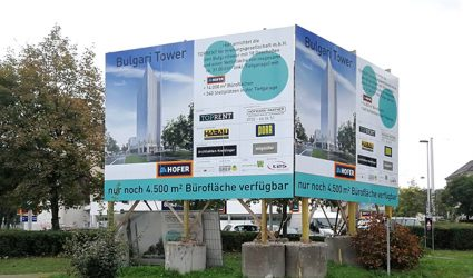 Wohnbau statt Hochhaus: Endgültiges Aus für den Bulgari-Tower?
