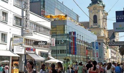 """Einzelhandelsflaute: Linz soll zur """"Lebendigen City"""" werden"""