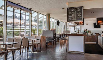 Rundum g'schmackig: die neue KITCHEN & BAR im Marriott Linz