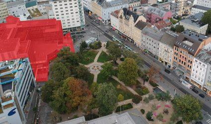 XL-Hochhaus am Schillerpark ist Geschichte