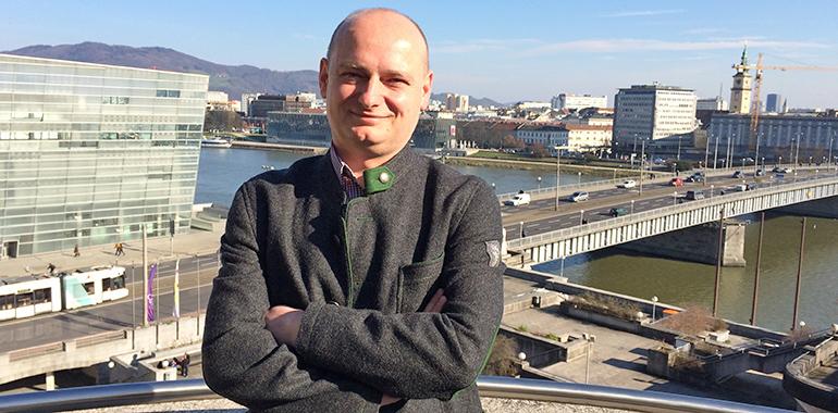 """Markus Hein zur Rückkehr des LASK auf die Gugl: """"Der LASK ist eine Marke, der der Stadt guttut. Was Besseres konnte Linz eigentlich gar nicht passieren."""""""